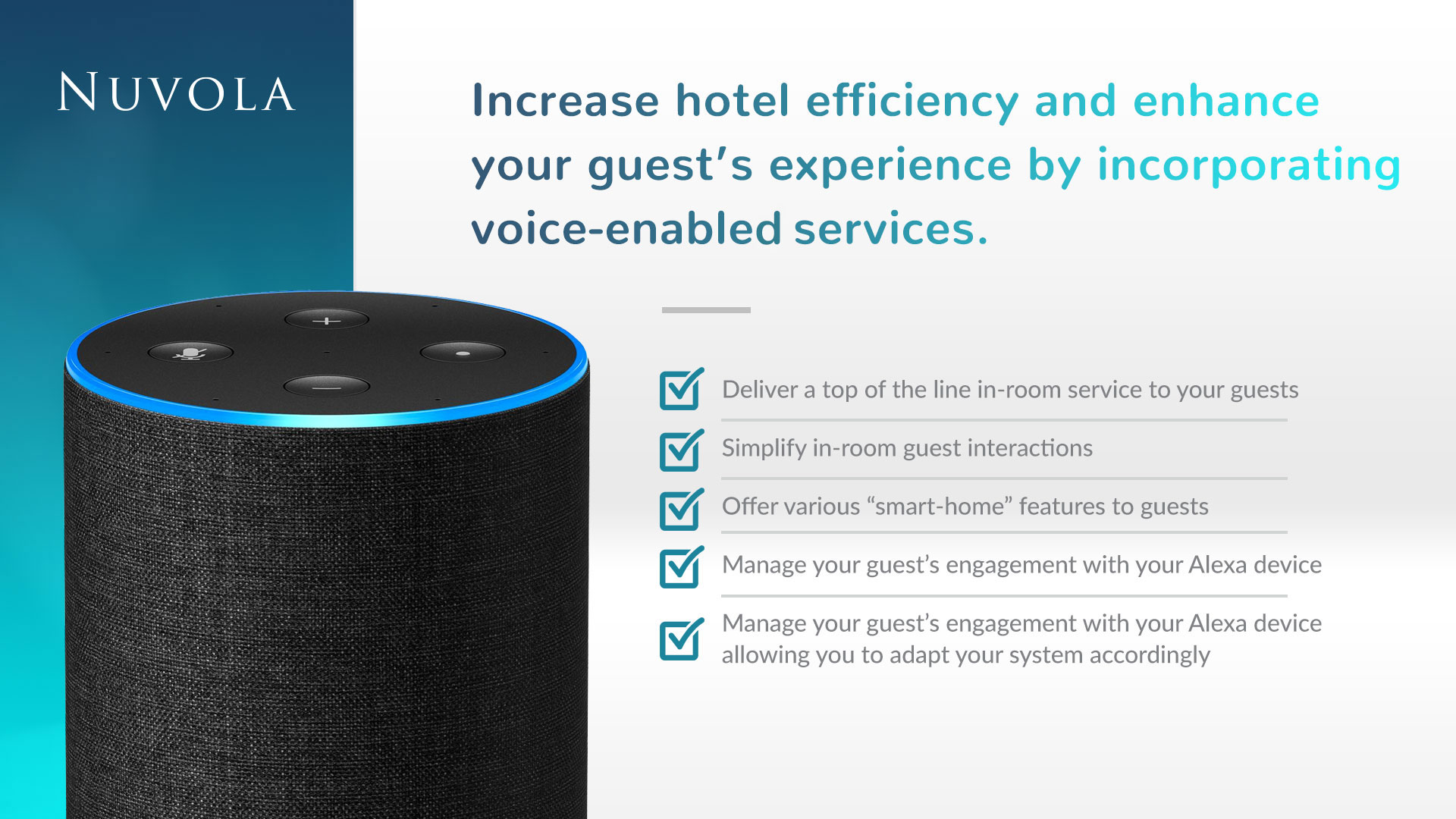 Nuvola – Guest Service Cloud Apps For Hotel Communication